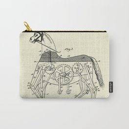 Mechanical Horse-1893 Carry-All Pouch