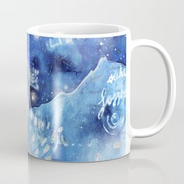 Once in a blue moon Coffee Mug