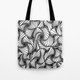 three-sided figures Tote Bag