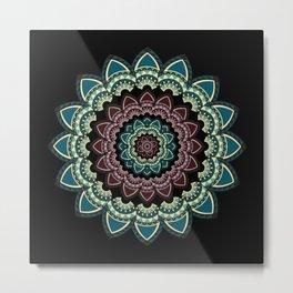 Mandala I Metal Print