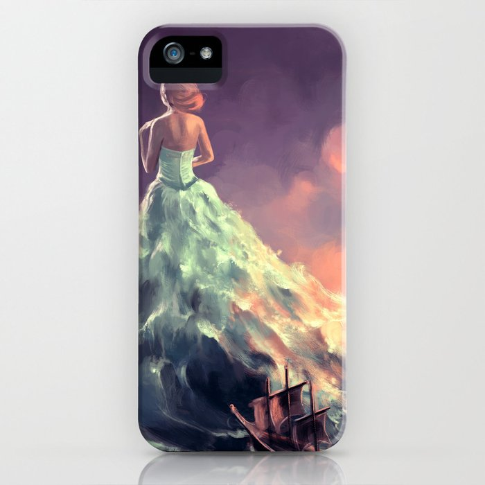 Calypso iPhone Case