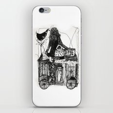 life is a journey iPhone & iPod Skin
