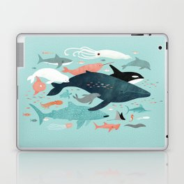 Under the Sea Menagerie Laptop & iPad Skin
