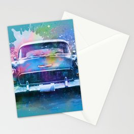 Chevrolet Bel Air Stationery Cards