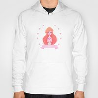 ariel Hoodies featuring Ariel by punziella