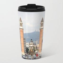 Venetian Towers Travel Mug
