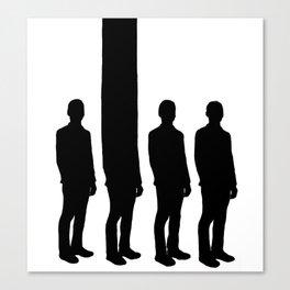 Figures Canvas Print