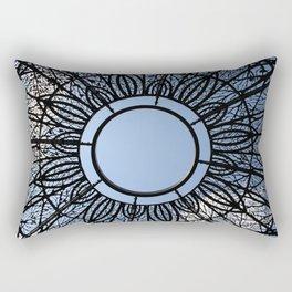Bronze Occulus Rectangular Pillow