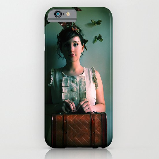 The Escape Artist iPhone & iPod Case