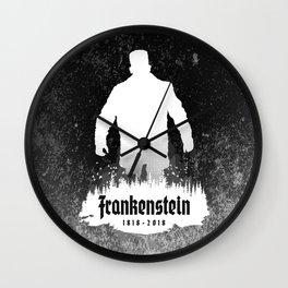 Frankenstein 1818-2018 - 200th Anniversary INV Wall Clock