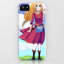 Princess Zelda - Skyward Sword iPhone Case