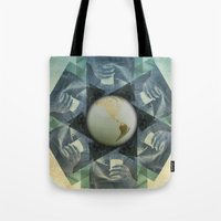 milk Tote Bags featuring milk by Vin Zzep