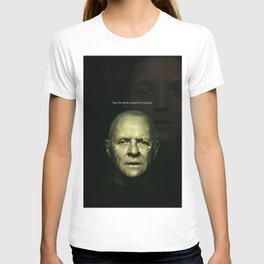 Have the lambs stopped screaming? (Anthony Hopkins) T-shirt