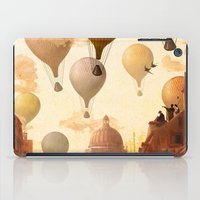 voyage iPad Cases featuring Voyage to the Unkown by Diogo Verissimo