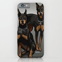 Leo & Libra iPhone Case