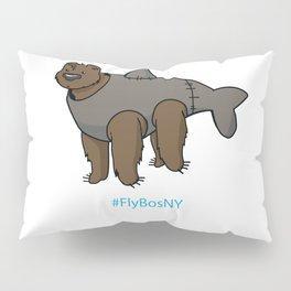 #FlyBosNY Bearshark Pillow Sham