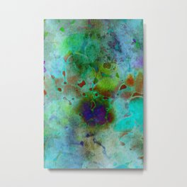cool colors Metal Print