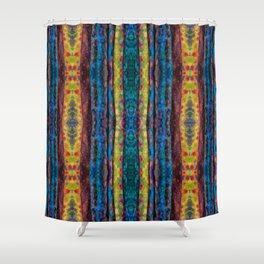 Bubble Dot Folds Shower Curtain