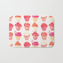 Cupcake Collection – Pink & Cream Palette Bath Mat