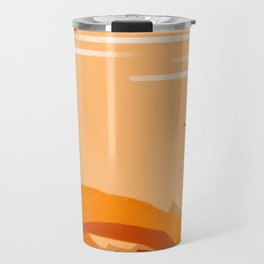 Minimalist Arches Travel Mug