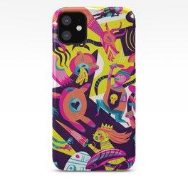 Glitched iPhone Case