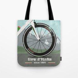 Giro d'Italia Bike Tote Bag
