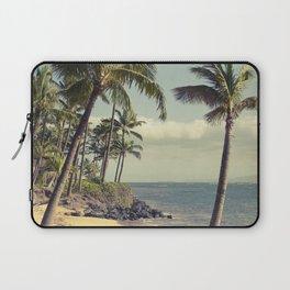Maui Lu Beach Kihei Maui Hawaii Laptop Sleeve