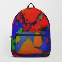 Alligator red glow Backpack