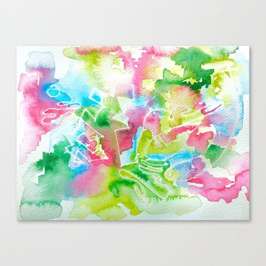 garden secrets Canvas Print