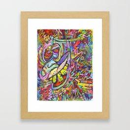 Kreech Framed Art Print