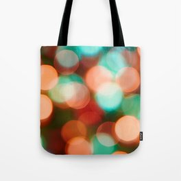 Abstract holiday background Tote Bag