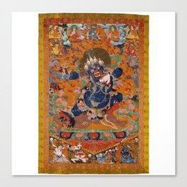 Hindu - Kali 2 Canvas Print