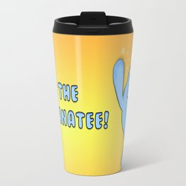 Oh the hu-manatee Travel Mug