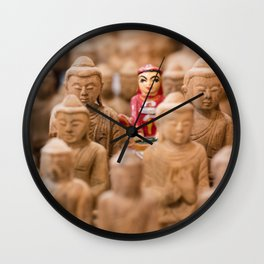 ONE OF THESE THINGS DOESN'T BELONG HERE... Wall Clock