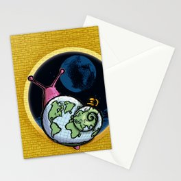 Escape or Return? Stationery Cards