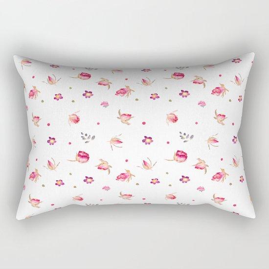 Tenderness Rectangular Pillow