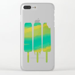 Pacify Clear iPhone Case