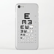 The EWE Chart Clear iPhone Case