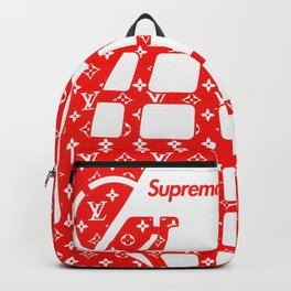 Supreme Grenade - Art print Backpack
