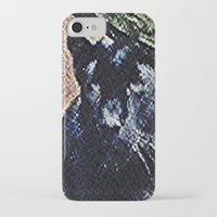 panther iPhone & iPod Cases featuring Panther by grapeloverarts