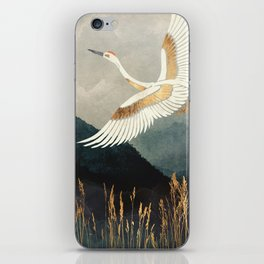 Elegant Flight iPhone Skin