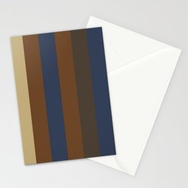 IRRESISTIBLE Abstract Patte Stationery Cards