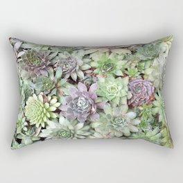 Desert Flower II Rectangular Pillow