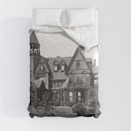 1878 Original Gilded Age Breakers Mansion, Newport, Rhode Island Comforters