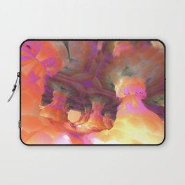 The Soft Colonnade (3D Fractal Digital Art) Laptop Sleeve