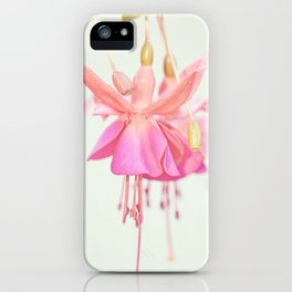 Colors Of Flowers iPhone Case