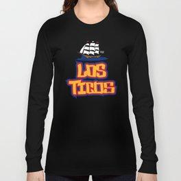 Costa Rica Los Ticos ~Group E~ Long Sleeve T-shirt