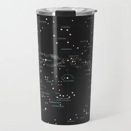 Norra Stjärnhimlen Travel Mug