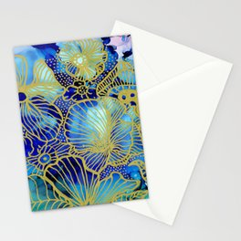 Dilly Floral Stationery Cards