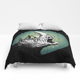 Crazy Rhino Comforters